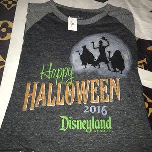 NWT Disney Happy Halloween Long sleeve shirt